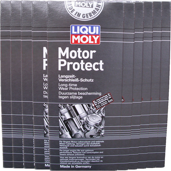 Additive Liqui Moly Motor Protect 1018 10X500ml