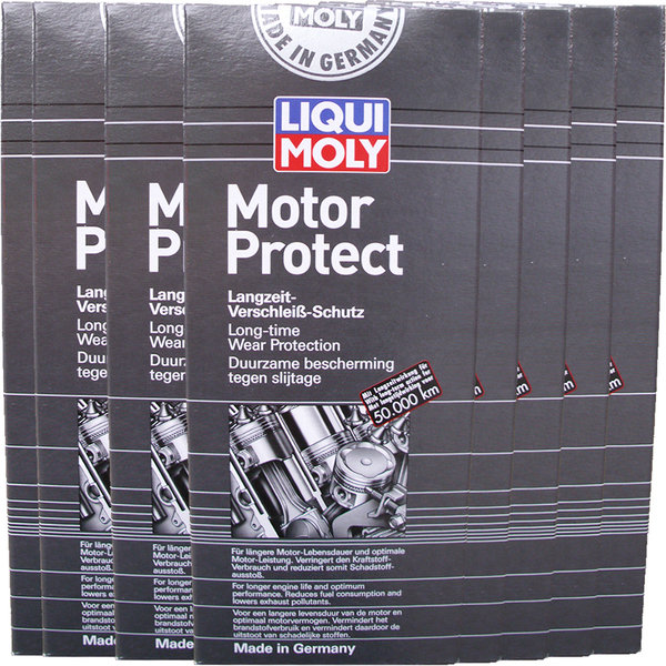 Additive Liqui Moly Motor Protect 1018 8X500ml