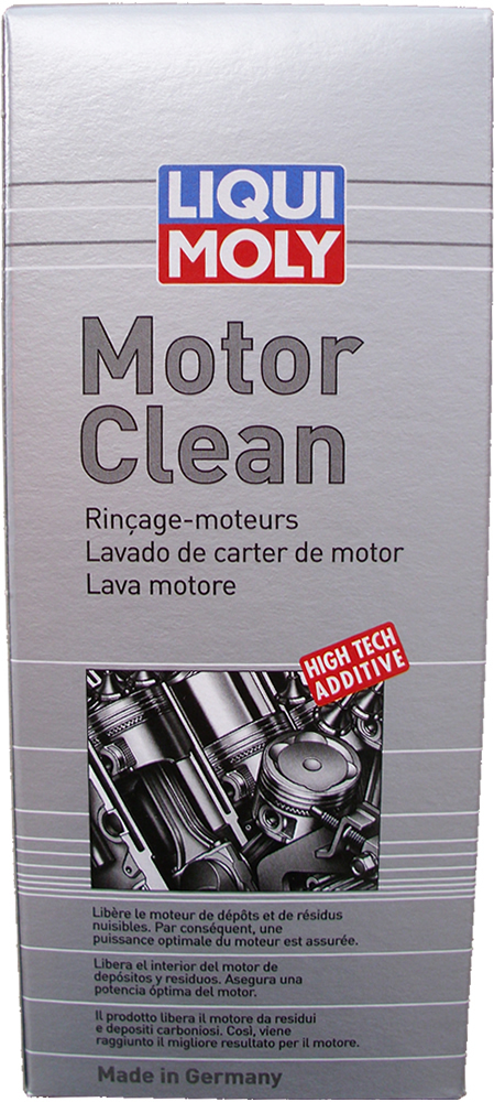 Additive Liqui Moly Motor Clean Motor-Spülung 1019 1X500ml