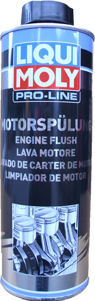 Additive Liqui Moly Pro-Line Motorspülung 2427 1X500ml