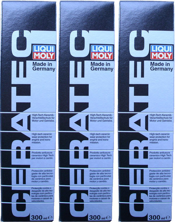 Additive Liqui Moly CERATEC 3721 3X300ml