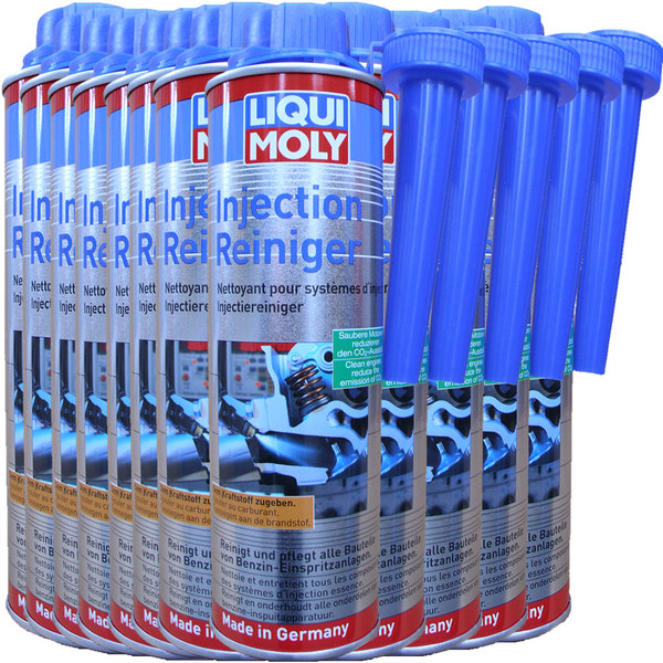 Additive Liqui Moly Injection Reiniger 5110 12X300ml