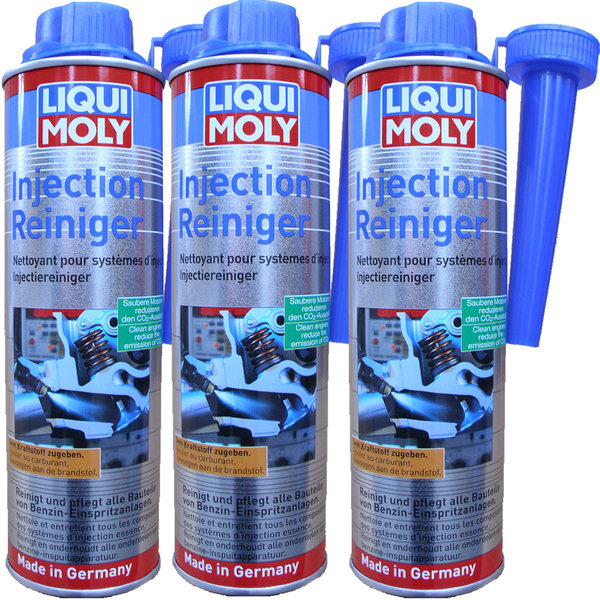 Additive Liqui Moly Injection Reiniger 5110 3X300ml