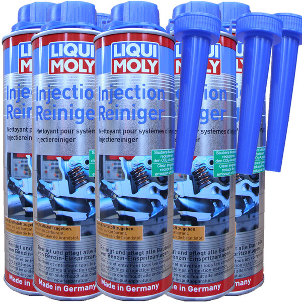 Additive Liqui Moly Injection Reiniger 5110 5X300ml
