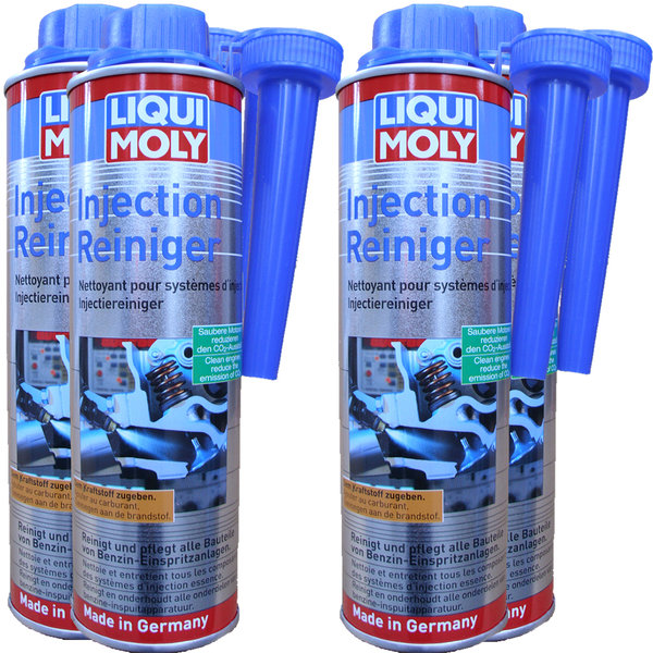 Additive Liqui Moly Injection Reiniger 5110 4X300ml
