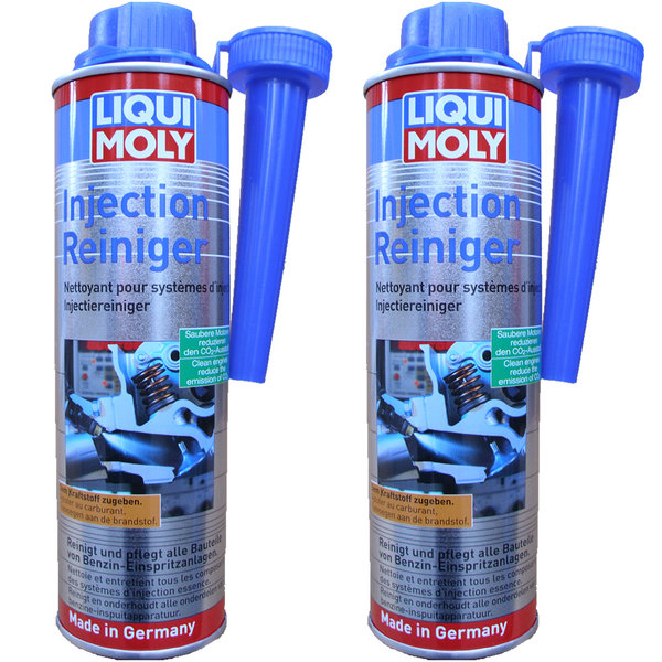 Additive Liqui Moly Injection Reiniger 5110 2X300ml