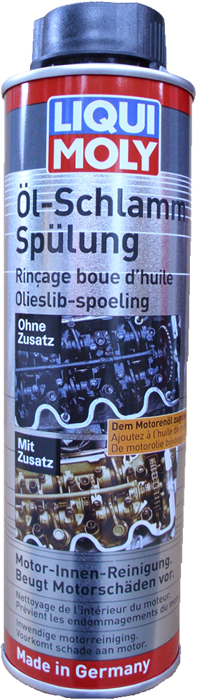 Additive Liqui Moly Öl-Schlamm-Spülung 5200 1X300ml