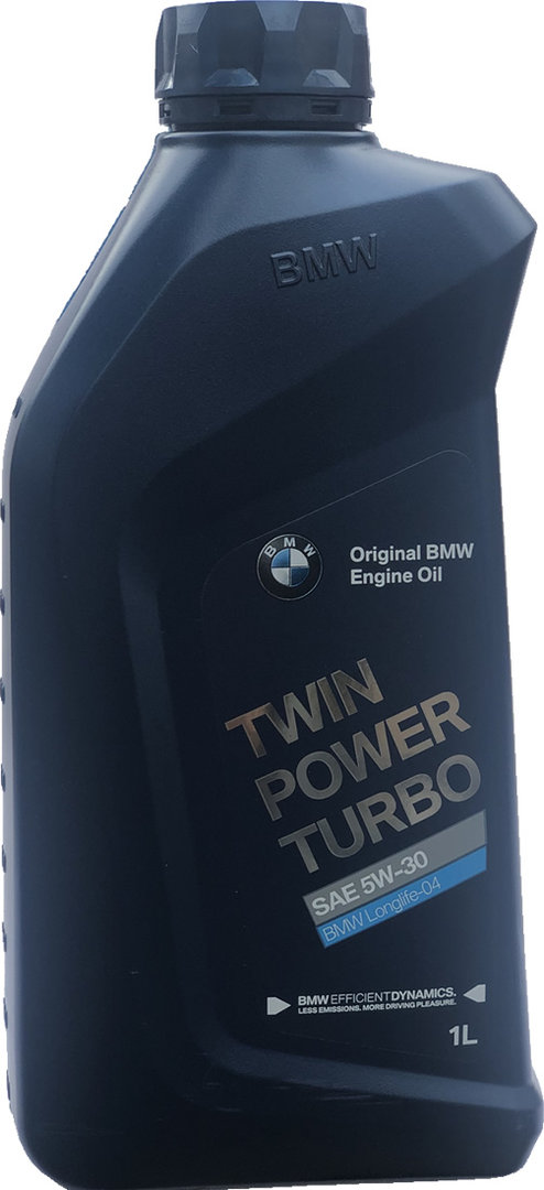 Motoröl Original BMW 5W-30 Twin Power Turbo LL-04 1X1L