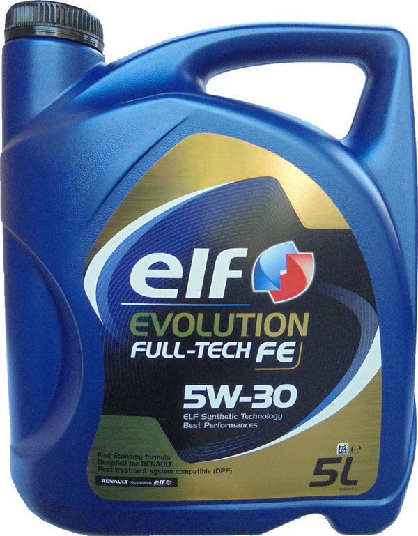 Motoröl ELF 5W-30 Evolution Full-Tech FE 1X5L