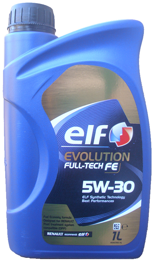 Motoröl ELF 5W-30 Evolution Full-Tech FE 1X1L