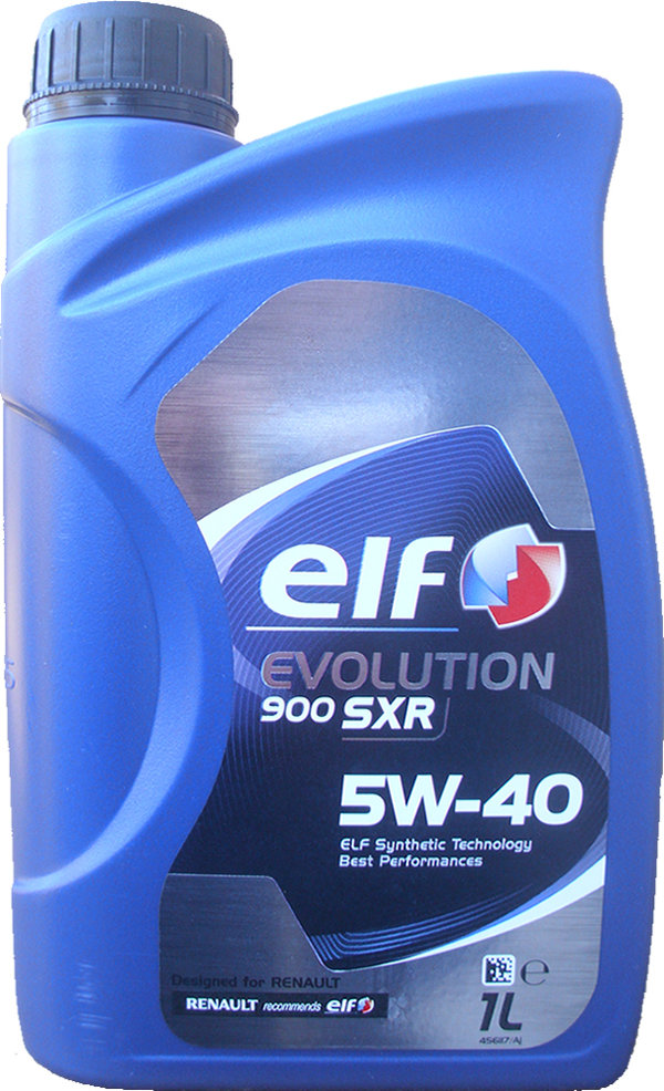 Motoröl ELF 5W-40 Evolution 900 SXR 1X1L