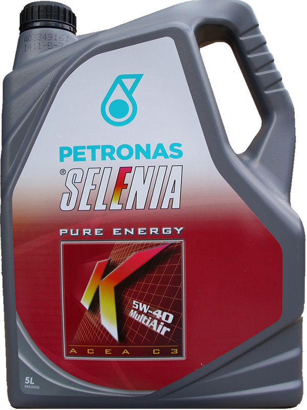 Motoröl Selenia 5W-40 K Pure Energy Multi Air 1X5L