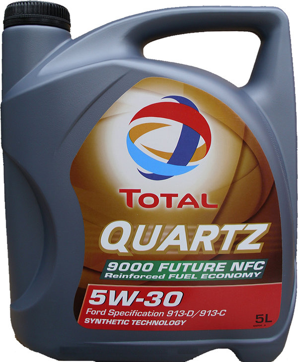 Motoröl Total 5W-30 Quartz 9000 Future NFC 1X5L