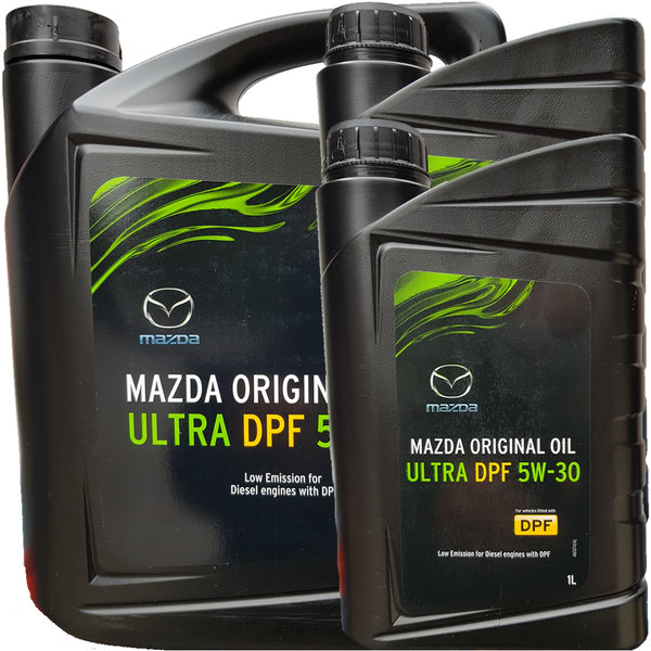 motor l original mazda 5w 30 oil ultra dpf jetzt g nstig. Black Bedroom Furniture Sets. Home Design Ideas