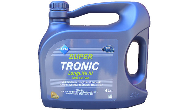 Engine oil Aral 5W-30 Super Tronic Longlife 3 1X4L