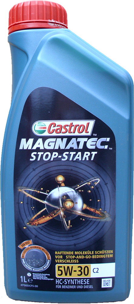 Engine oil Castrol 5W-30 C2 Magnatec Stop-Start 1X1L