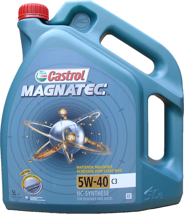 Engine oil Castrol Magnatec 5W-40 C3 1X5L