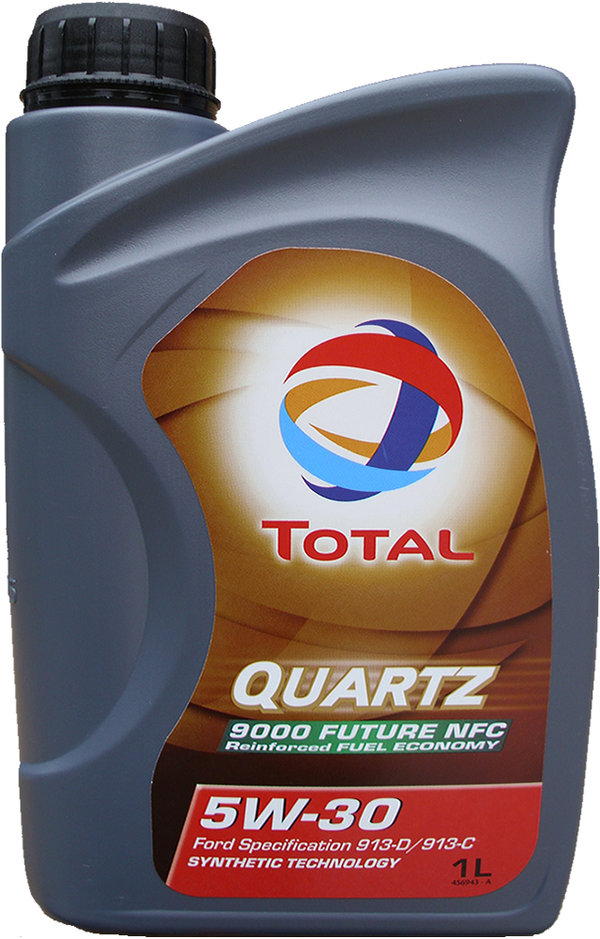 Engine Oil Total 5W-30 Quartz 9000 Future NFC 1X1L